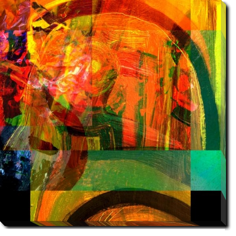 Tablou Canvas Vara-Abstract