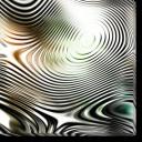 Tablou Canvas Metalic Surface