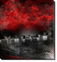 Tablou Canvas Abstract City