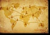 Tablou Canvas Social Network