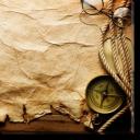 Tablou Canvas Instrumente pentru Expeditie