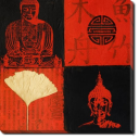 Tablou Canvas Buddha Mix