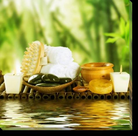 Tablou Canvas Aromaterapie