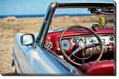 Tablou Canvas Cabrio Parcat