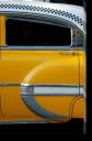 Tablou Canvas Taxi-Detaliu