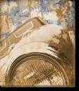 Tablou Canvas Masina Vintage