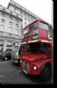 Tablou Canvas London Bus