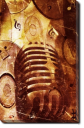 Tablou Canvas Colaj Muzical