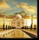 Tablou Canvas Taj Mahal 2