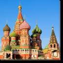 Tablou Canvas Moscova-Piata Rosie
