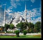 Tablou Canvas Moscheea Albastra