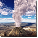 Tablou Canvas Activitate Vulcanica