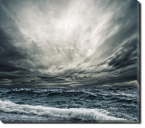 Tablou Canvas Nori de Furtuna