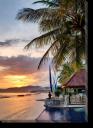 Tablou Canvas Seara in Bali