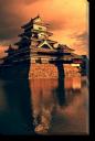 Tablou Canvas Castelul Matsumoto