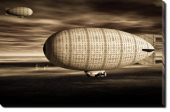 Tablou Canvas Zeppelin