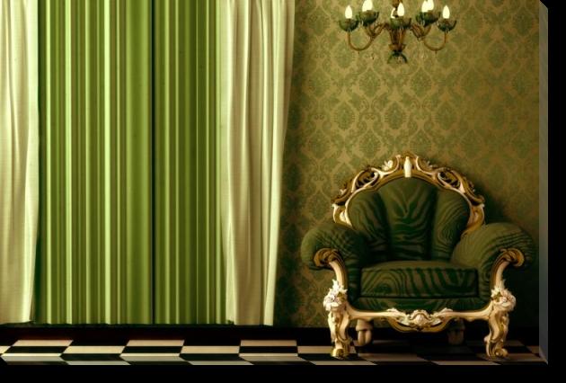 Tablou Canvas Interior Vintage Style