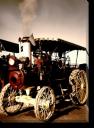 Tablou Canvas Tractor