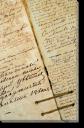Tablou Canvas Manuscris Vechi